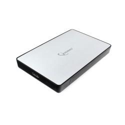 "Внешний бокс для HDD 2.5"" USB 3.0  Gembird EE2-U3S-31P серебро пластик/металл"