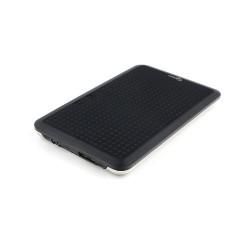 """Внешний бокс для HDD 2.5"""" USB 3.0  Gembird EE2-U3S-60 черный,металл"""