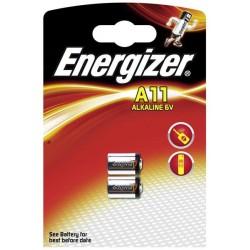Батарейка 11A ENERGIZER упак 2 шт./6В. щелочная