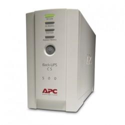 ИБП APC Back-UPS BK500EI 300Вт 500ВА бежевый