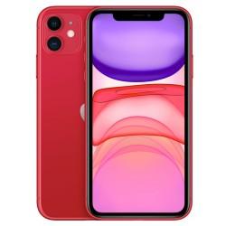 "Смартфон Apple iPhone 11 128Gb красный 1sim/6.1""/1792*828/A13/128Gb/12+12Мп/NFC/iOS13/MHDK3RU/A"