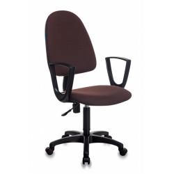 Кресло Бюрократ CH-1300N/3C08 коричневый Престиж+