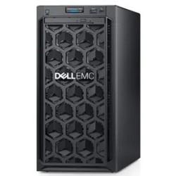 DELL PowerEdge T140 4LFF Cabled / 1xE-2224/ 1x16GB UDIMM/ S140 Only SATA RAID / 1x2TB SATA 7.2k/ 2xGE/ 365W/ iDRAC Express/ 3YBWNBD/ DVD-RW