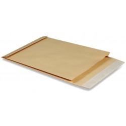Конверт-пакет на 300л., 250*353 крафт-бумага, с отрывной полосой (391157)