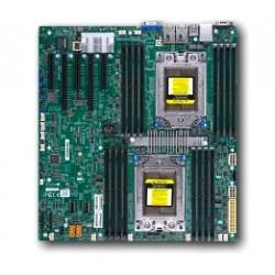 Supermicro Motherboard 2xCPU H11DSI 2xAMDEPYC(7001/7002)/16xDIMM/10xSATA/M.2/2x1GE
