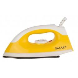 Утюг Galaxy GL 6126 Yellow (1400Вт,тефлон)