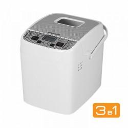 Хлебопечь Redmond RBM-1908 White (450Вт,вес выпечки 0.75кг,19 программ)