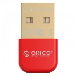Адаптер Bluetooth USB ORICO BTA-403 Красный