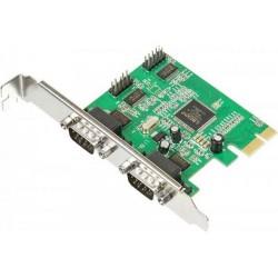 Контроллер PCI-E=>Comx4 MS9904 ret (ASIA PCIE 4S)