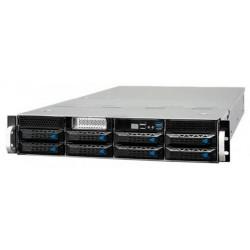 ASUS ESC4000 G4  // 2U, ASUS Z11PG-D16,  2 x Socket P, 2048GB max, 8HDD Hot-swap, 1600W, CPU FAN