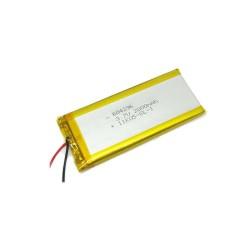 Аккумулятор Li-Pol 604296 3.7В 2800mAh PK1