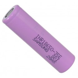 Аккумулятор Li-ion Samsung INR18650-35E 3500mAh/3.7в/10A