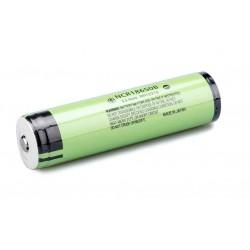 Аккумулятор Li-ion Panasonic NCR18650B 3400mAh/3.6в
