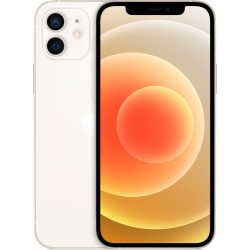 "Смартфон Apple iPhone 12 64Gb Белый 1sim/6.1""/2535*1170/A14/64Gb/12+12Мп/NFC/iOS14/MGJ63RU/A"
