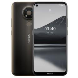 "Смартфон Nokia 3.4 3/64Gb Grey 2sim/6.39""/1560*720/8*1.8ГГц/3Gb/64Gb/mSD/13+5+2Мп/And10/4000mAh"