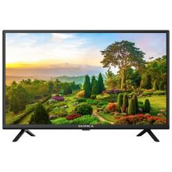 "Телевизор Supra STV-LC32ST0075W /HDMI*2,USB/AV (32""/1366x768/mini/DVB-T2,T,C/Wi-Fi/Smart-TV/Черный,LED)"