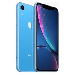 """Смартфон Apple iPhone XR 64GB Blue 1sim/6.1""""/1792*828/A12/-/64Gb/-/12Мп/Bt/WiFi/GPS/iOS13/MH6T3RU/A"""