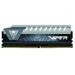 Оперативная память Patriot Viper Elite Gaming DIMM DDR4 4Гб(2400МГц, CL16, PVE44G240C6GY)