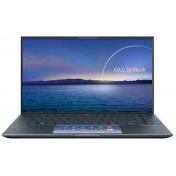 Ноутбук ASUS Zenbook 14 UX435EA-A5022T Intel Core i7-1165G7/16Gb LPDDR4X/1Tb SSD/14,0 FHD  IPS AG 1920x1080/WiFi/BT/ScreenPad 2.0/Windows 10 Home/1.1Kg/Pine_grey/USB-A to RJ45 gigabit adapter 90NB0RS1-M01380