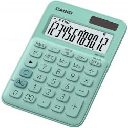 Калькулятор CASIO MS-20UC-NG-S-ES зеленый