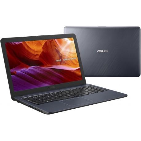 Ноутбук Asus 15.6 X543MA-GQ1139 Pen N5030/4Gb/256SSD/noDVD/UMA/WiFi,BT/Cam/Endless/Star Grey (90NB0IR7-M22070)