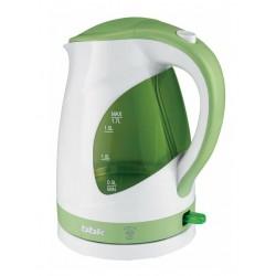 Чайник BBK EK1700P White/green (2200Вт,1.7л,пластик,закрытая спираль,LED подсветка)