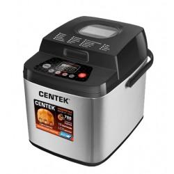 Хлебопечь Centek CT-1410 Черный (650Вт,вес выпечки 750г,19 программ)
