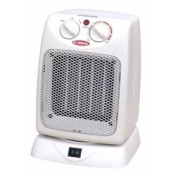 Тепловентилятор General Climate KRP-5 1500Вт, 15 кв.м, керамический, напольный, белый.