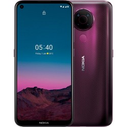 """Смартфон Nokia 5.4 6/64Gb Фиолетовый 3sim/6.38""""/1560*720/4*2+4*2ГГц/4Gb/64Gb/mSD/48+2+5+2+16Мп/NFC/And10/4000mAh"""