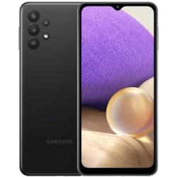 """Смартфон Samsung Galaxy A32 64Gb SM-A325F Черный 2sim/6.4""""/2400*1080/2х2ГГц+6*1.8/4Gb/64Gb/mSD/64+8+5+5/NFC/And11/5000mAh"""