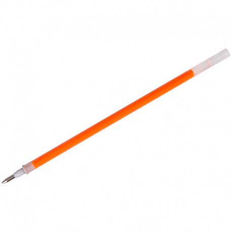 "Стержень гелевый CROWN ""HJR-200H"" оранжевый, 138мм, 0,7мм (1329)"