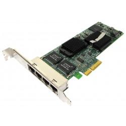 Плата сетевого контроллера INTEL E1G44ET (Ethernet, 10/100/1000Base-T, 4 ports)