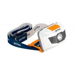 Фонарь налобный Фотон SH-500, 3LED, 1вт, 3*AAA в комплекте