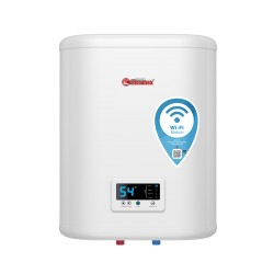 Водонагреватель Thermex IF 30 V (pro) Wi-Fi 2кВт, 30л, макс. темп. +75 °С Плоский