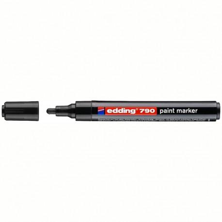 "Маркер-краска EDDING ""790"" черный (E-790/1)"