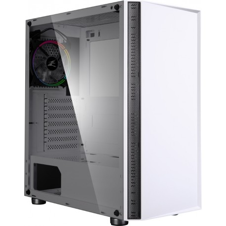 Корпус ATX Zalman R2 (USB3.0,Audio,Window,белый)