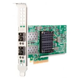 HPE Ethernet Adapter, 537SFP+, 2x10Gb, PCIe(3.0), Broadcom, for DL360/DL380 Gen10