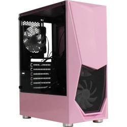 СБ Альдо Intel Премиум i3 10100F(4/8*3.6-4.3)/8ГБ DDR4/1ТБ/GT1030*2ГБ/W10 Home/розовый