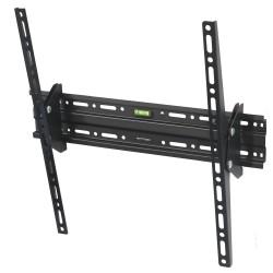 """Кронштейн Arm Media PLASMA-4 черный настенный,для тв,22-65"""",до 55кг,от стены 74мм,Max VESA 400*400"""