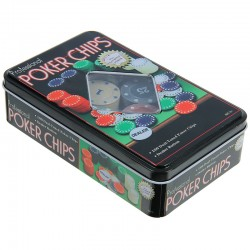 """Набор для игры в """"Покер"""", (100 фишек, 2 колоды карт)"""