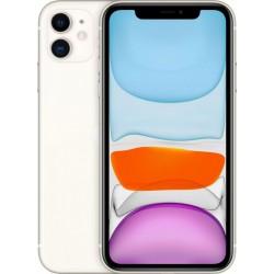 "Смартфон Apple iPhone 11 256Gb Белый 1sim/6.1""/1792*828/A13/-/256Gb/-/12+12Мп/NFC/iOS13/MHDQ3RU/A"