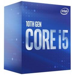Процессор 1200 Intel Core i5-10400 (6ядер/12потоков*2,9ГГц-4,3ГГц,12Мб,UHD630,65Вт,box)