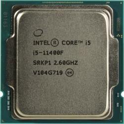 Процессор 1200 Intel Core i5-11400F (6ядер/12потоков*2,6ГГц-4,4ГГц,12Мб,65Вт,oem)