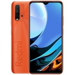 """Смартфон Xiaomi Redmi 9T 4/64G Sunrise Orange 2sim/6.53""""/2340*1080/8*1.8+2.0ГГц/4Gb/128Gb/mSD/48+8Мп+2Мп+2Мп/NFC/And10/6000mAh"""