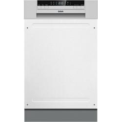 Посудомоечная машина BBK 45-DW202D 1850Вт, отдельно стоящая, расход воды 10л, 6 прог., 45х60х85