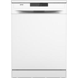 Посудомоечная машина Gorenje GS62040W White 1760Вт, отдельно стоящая, расход воды 11л, 5 прог., 60x60x85