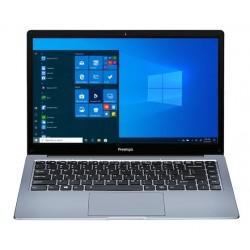 "Ноутбук Prestigio SmartBook 133 C4 (14.1""/AMD A4-9120e/4Gb/64eMMC/noDVD/WiFi,BT,Cam/W10Pro/Metal grey)"