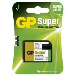 Батарейка GP Super 1412AP-2CR1 (4LR61) 1 шт./6В