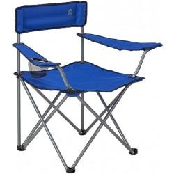 Кресло складное Jungle Camp Raptor синий 80x50x50см 70714