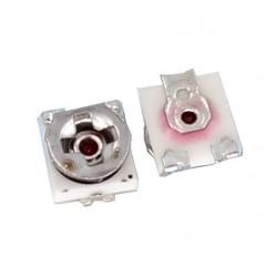 Резистор подстроечный SMD 3.7*3мм, 100ом, 0.15вт, 5%